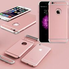 Original iPaky PC Hybrid Back Case Cover for Apple iPhone 6 6s ROSE GOLD