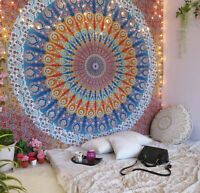 Oussum Wall Hanging Tapestry Mandala Home Decor Blanket Boho Queen Tapestries