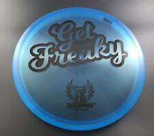 New Discraft Brodie Smith Get Freaky Cryztal FLX Zone 174g No Reserve Rare