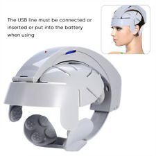 Electric USB Head Massager Brain Massage Relax Acupuncture Points Home Use