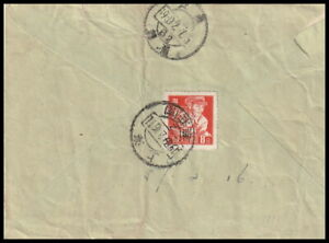 16892 - CHINA 1959 WORKER DEFIN ON DOMESTIC COVER