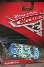 "DISNEY PIXAR CARS 3 ""#93 ERNIE GEARSON..A.K.A. SPAREMINT"" NEW IN PACKAGE, SHIPWW"