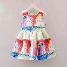 Kids Cutie Art Dress (Size:120)