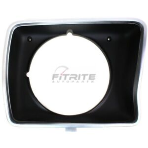 NEW RIGHT HEADLIGHT DOOR FITS FORD BRONCO 1978-1979 FO2513102