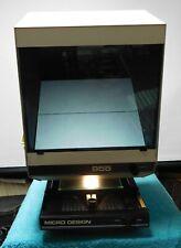 New listing Microfiche Reader - Micro Design 955 - Please Read Description