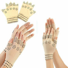 Magnetic Anti Arthritis Health Therapy Compression Gloves Hand Pain Support