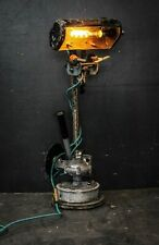 Marine desk table Lamp,Upcycled British Seagull, Outboard Engine Urban Desk Lamp
