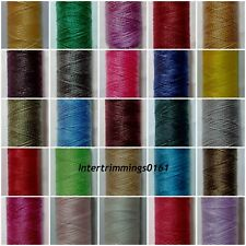 HIGH QUALITY POLY COTTON SEWING THREAD, 75s , 300MTR SPOOL, ART 04054