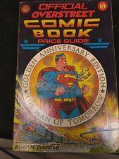 1988 Overstreet Comic Book Price Guide Book