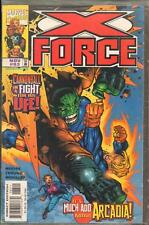X Force: It's Musch Ado About Arcadia-Marvel(Paperback Book)-Ex