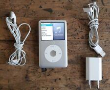 Apple Ipod Classic 6th Generation Silber (80GB)
