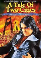 A Tale of Two Cities (Rare1917 & 1953 Versions) (DVD, B&W) FS Dickens