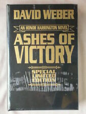 Honor Harrington Ser.: Ashes of Victory by David Weber (2018, Leather)
