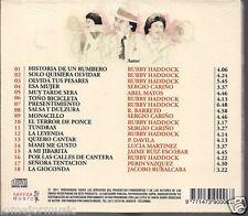salsa rare CD ORQUESTA HADDOCK historia de un rumbero QUIERO CANTAR terror ponce