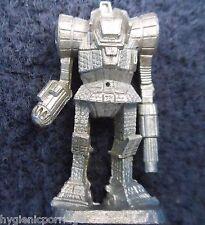1987 Battletech 20-814 Zeus zeu-6s battlemech Ral Partha fasa Mech Warrior Robot