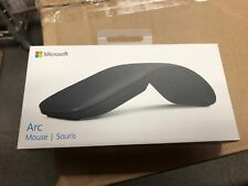 Ob Microsoft Surface Bluetooth inalámbrico Arc Mouse ELG-00001 Negro