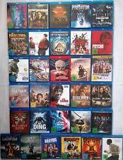 Große Blu-ray/Dvd Sammlung - Alles nur Top Filme! - MEGA!