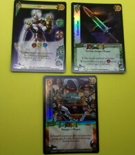 UFS Foil Cards x3 - Ivy 2, Valentine, Embrace of Lust