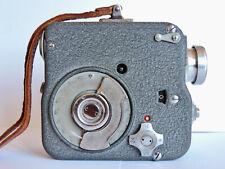 Caméra 9,5 mm PATHE NATIONAL II - France 1948 & objectif Berthiot de 20mm