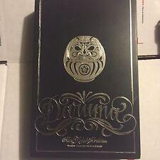 room 101 limited edition cigar box daruma edition hand made solid wood