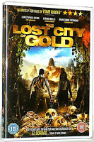 The Lost City Of Gold (2018) DVD Same Day Dispatch - Vernon Wells - New/Sealed