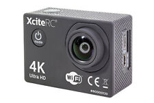 xciterc WiFi 4K Action Cam UHD 16mp Black