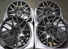 """Llantas de aleación x 4 18"""" GM Dare X2 Para BMW M3 Z3 M Z4 M GTS Coupe Cabrio CSL"""