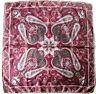 -  Foulard  soie TBEG  vintage scarf  85 x 86 cm