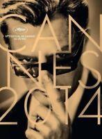 Plakat Gerollt 67ème Festival Cannes 2014 Marcello Mastroianni 120x160cm