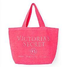 2016 BIG Victoira Secret Pink Beach Day Terry Tote Bag