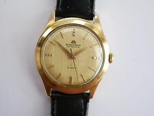 VINTAGE BUCHERER AUTOMATIC 19 JEWELS SWISS MADE MENS WATCH