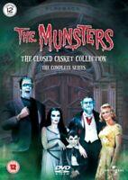 The Munsters Saisons 1 Pour 2 Complet Collection Neuf DVD Région 2