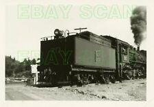 8C900I RP 1950s SYDNEY & LOUISBURG RAILROAD ENGINE #70 NOVA SCOTIA