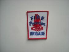 """New""  Fire Prevention Brigade Patch"