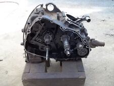 1999 SUZUKI QUADRUNNER 500 4WD ENGINE MOTOR BOTTOM HALF TRANSMISSION BOTTOM HALF
