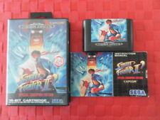 Jeux vidéo Street Fighter pour sega mega drive