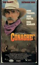 Louis L'Amour's Conagher (VHS) Sam Elliott Western!