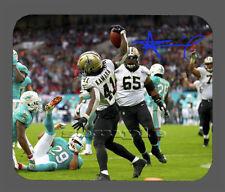Item#6057 Alvin Kamara  New Orleans Saints Facsimile Autographed Mouse Pad