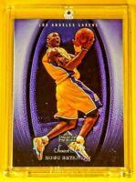 Sweet Shots Kobe Bryant Los Angeles Lakers Spectacular Purple SP Rare Insert