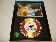 billie eilish   SIGNED  GOLD CD  DISC  6