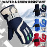Winter Kids Children Gloves Ski Waterproof Warm Fleece Mittens Winproof Snow USA