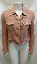 giacca jacket donna Max & Co. primaverile puro lino taglia 44