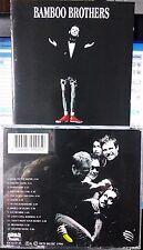 Bamboo Brothers - Bamboo Brothers (CD, 1994, Kick Music, Scaninavian) RARE