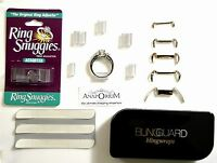 ONE STOP Size Adjuster 14kt Ring Guard Ring Snuggies Ring guard Bling Guard Ring