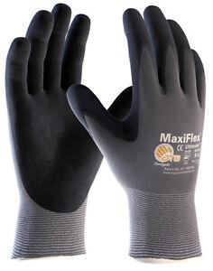 ATG Maxiflex Ultimate Foam Nitrile General Purpose Gloves AUTH DEALER (12 PACK)