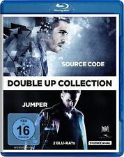 SOURCE CODE (Jake Gyllenhaal) + JUMPER (Hayden Christensen) 2 Blu-ray Discs
