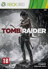 Tomb Raider Xbox 360 (2013) **New & Sealed Microsoft Game ** Official UK Stock