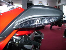 Schwarze Front Blinker MV Agusta F3 675 smoked signals frecce nero