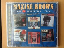MAXINE. BROWN.        THE. E P.   COLLECTION.   PLUS.       SEE FOR MILES LABEL.