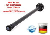 Kardanwelle Gelenkwelle BMW X5 E53 26207508629, 26201229606  NEW!!